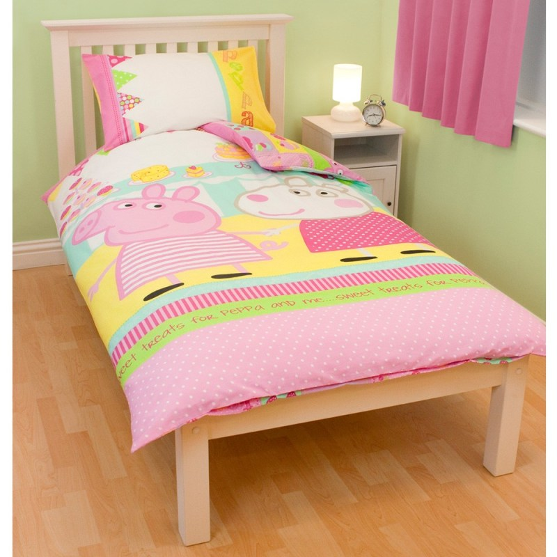 Peppa Pig Bedding And Matching Curtains Centerfordemocracy Org. Peppa Pig Duvet And Curtains   memsaheb net