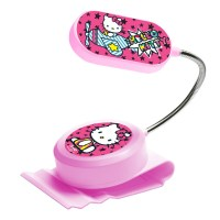 NEW HELLO KITTY CLIP-ON BED LIGHT LAMP | eBay