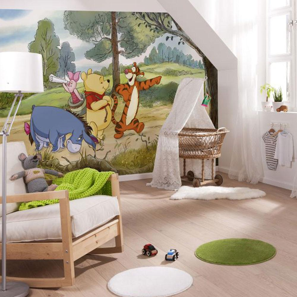 Disney Cars Mural Wallpaper Ebay Childrens Bedroom Disney Amp Character Wallpaper Wall Mural