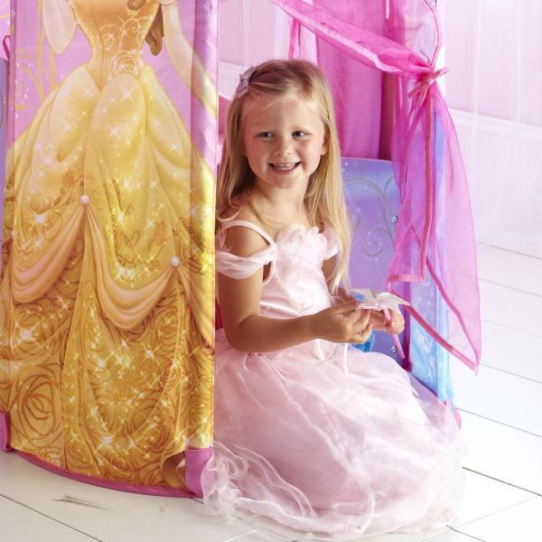 Feature Disney Princess Castle Toddler Bed