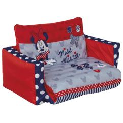 Tween Flip Sofa Size Of 3 Seater Minnie Mouse Out New Boxed Disney Official Ebay