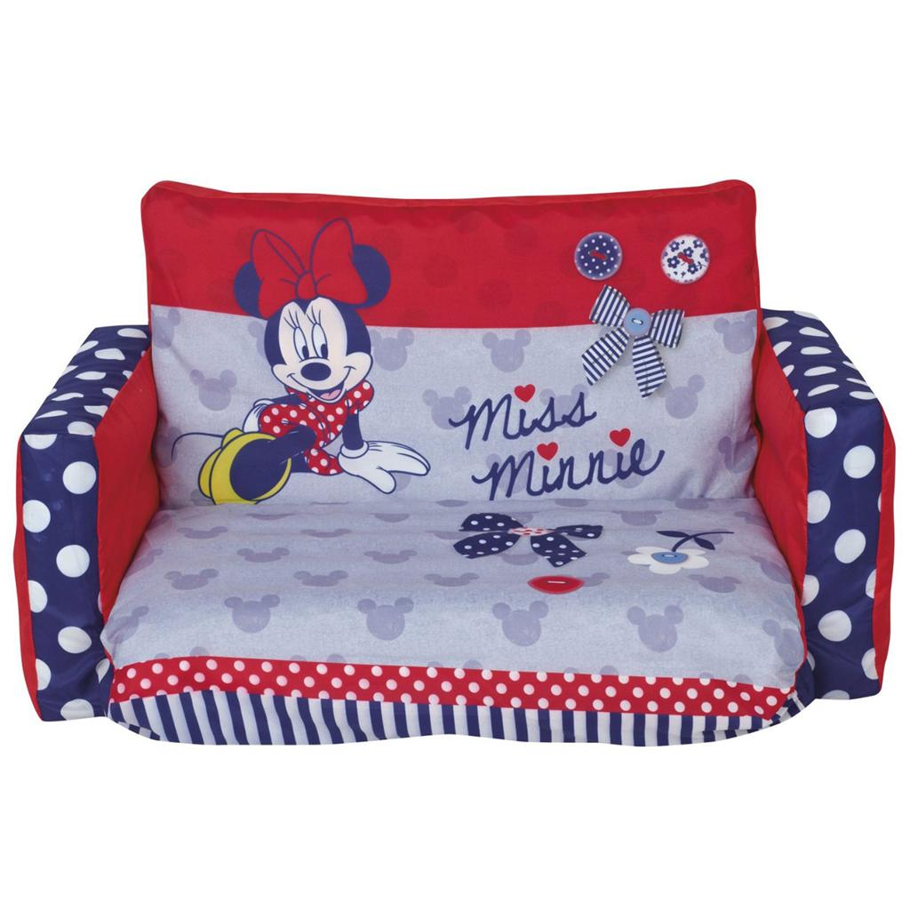 tween flip sofa barcelona uk minnie mouse out new boxed disney official ebay