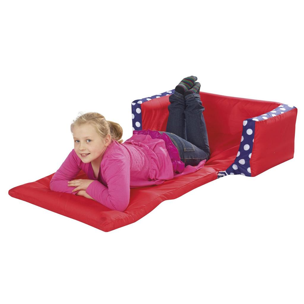 tween flip sofa standard size minnie mouse out new boxed disney official ebay