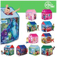 Kids Disney and Character Wendy House Pop Up Play Tent