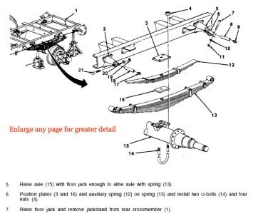 Cargo Trailer 1.5 Ton 2 Wheel M103A1 M103A3 M105A1 M105A2