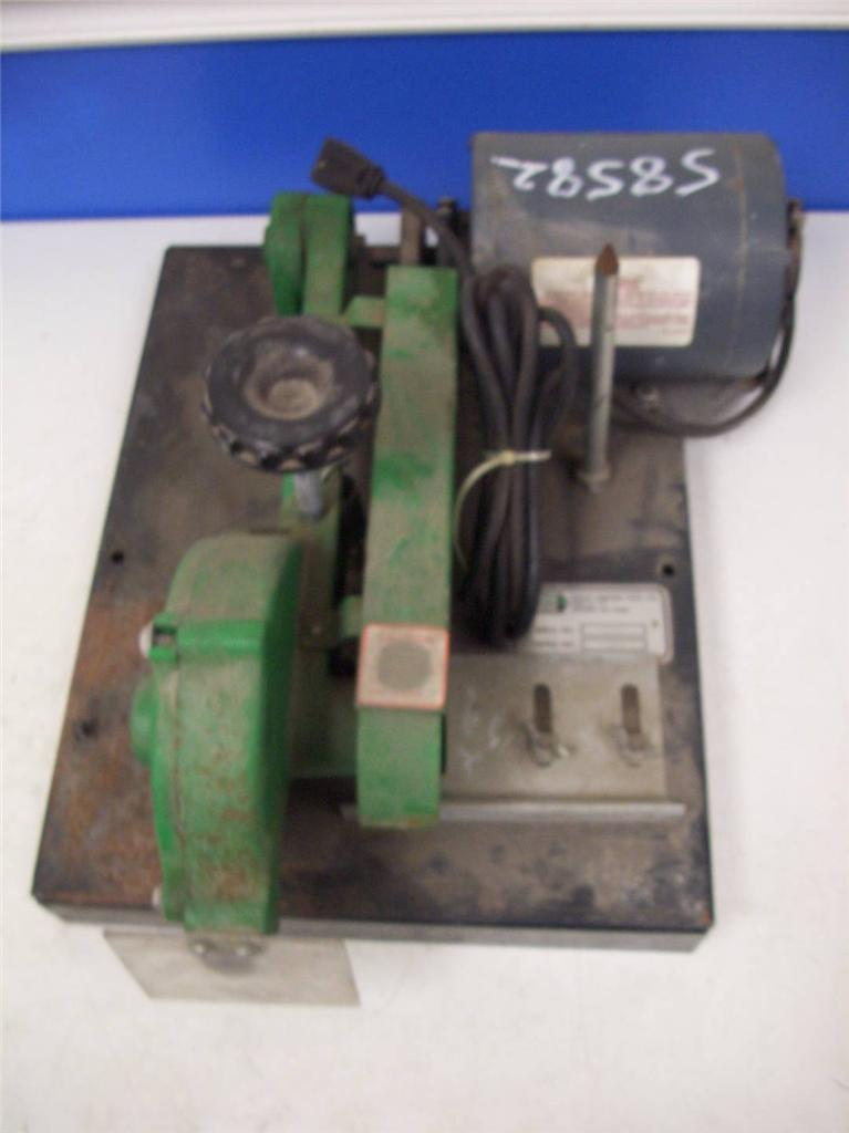 Foley Belsaw Sharpener