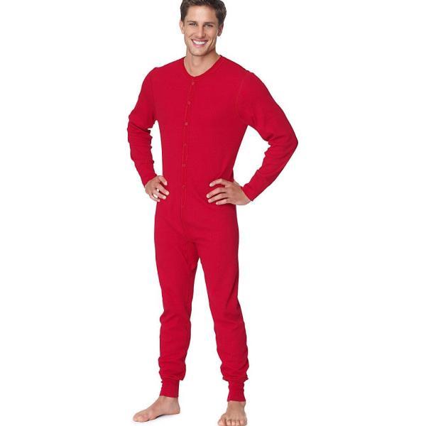 Hanes Men' X-temp Thermal Union Suit Long Johns 25443 25447