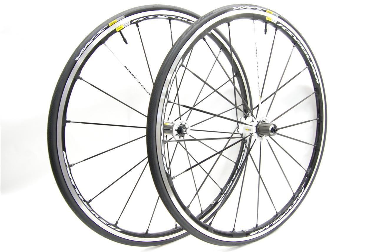 Mavic Ksyrium Sl S Road Wheels Amp Tires Included