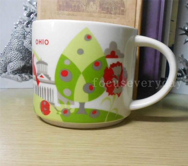 "Starbucks "" ""collection Coffee Cup Mug"