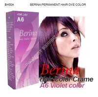 Berina Permanent Hair Dye Color Cream Punky Punk Goth Emo ...