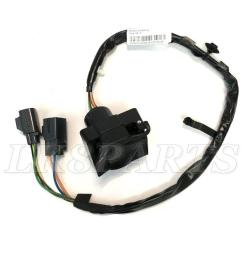 details about land rover lr4 14 16 towing tow trailer electrics wiring harness kit genuine new [ 768 x 1024 Pixel ]