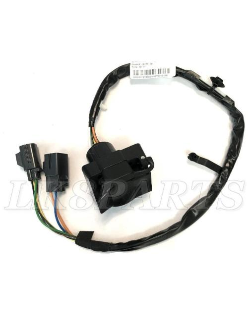 small resolution of details about land rover lr4 14 16 towing tow trailer electrics wiring harness kit genuine new