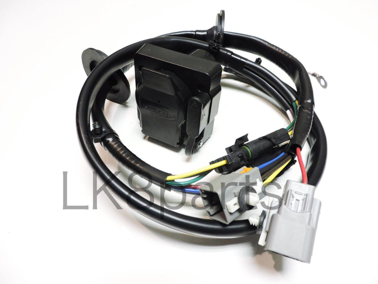 hight resolution of land rover discovery trailer wiring harness