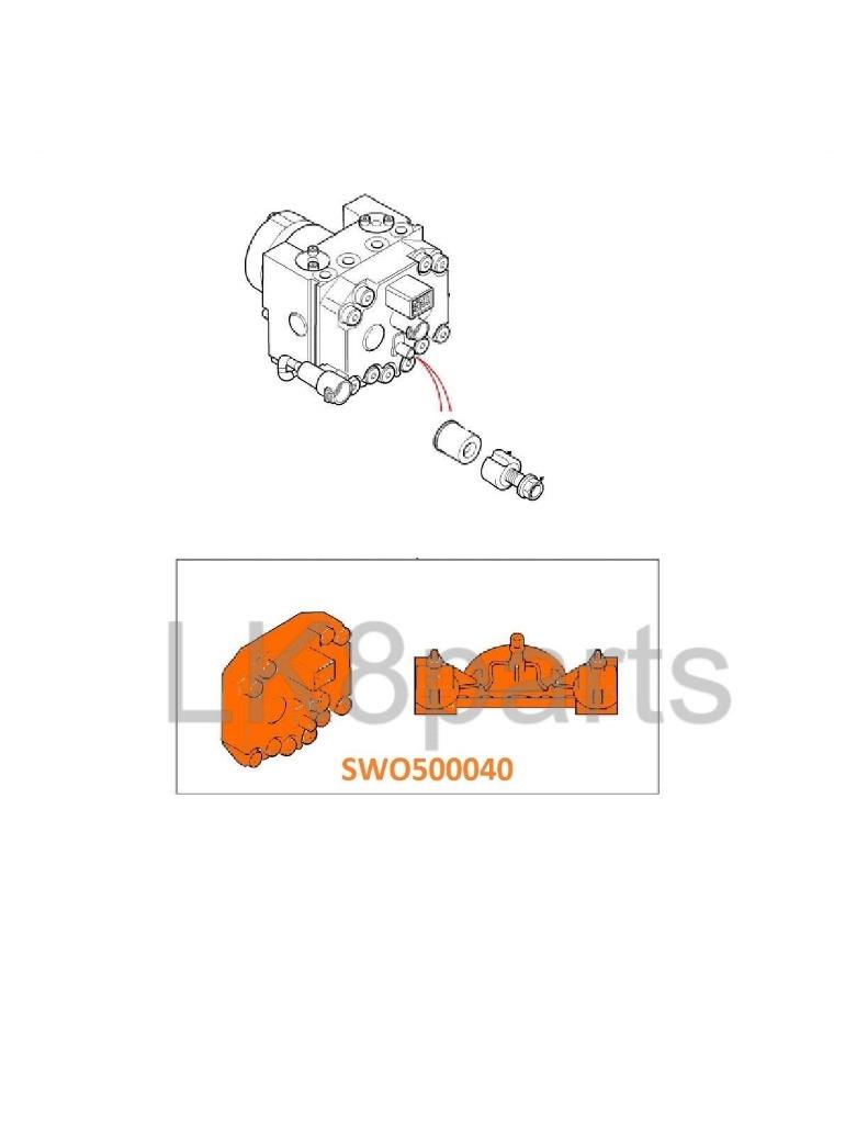 LAND ROVER DISCOVERY 2 II 99-04 ABS MODULE REPAIR KIT