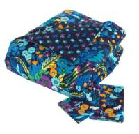 NWT! VERA BRADLEY Full/Queen Comforter & Pillow Shams Set ...