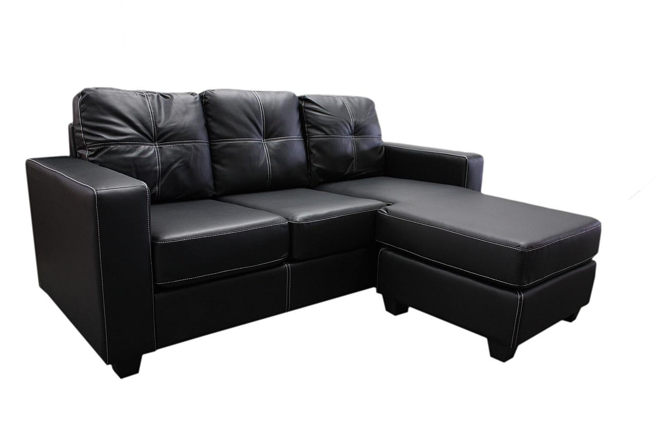 pu leather sofa bed melbourne grey reclining nowra 3 seater l shaped suite lounge couch w
