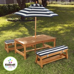 Patio Chairs For Kids Childrens Adirondack Chair Plastic Kidkraft Outdoor Table And Set 2 Benches