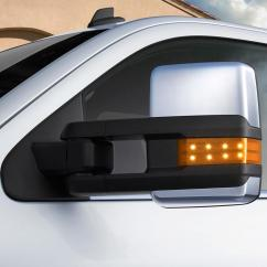 Gmc Yukon Radio Wiring Diagram Cooker Sierra 1500 Toyskids Co 88 98 Chevy Tahoe Tow Mirrors Chrome Power Led 2003