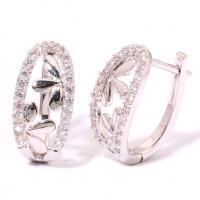 Zircon Silver Unique for Women Jewelry Wedding Gemstone ...