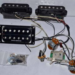 Dragonfire Active Pickups Wiring Diagram Heat Pump Thermostat Pickup