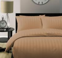 5 Star Hotel Quality 2CM STRIPE Luxury Quilt Duvet Cover Set