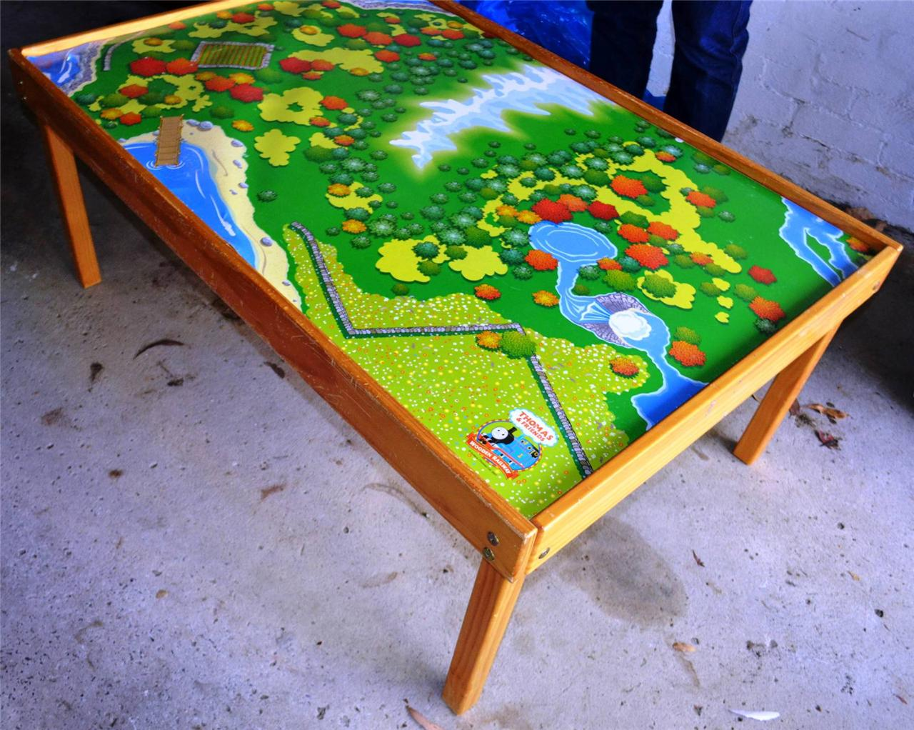 thomas the tank engine desk and chair resistance exercise system train table lookup beforebuying