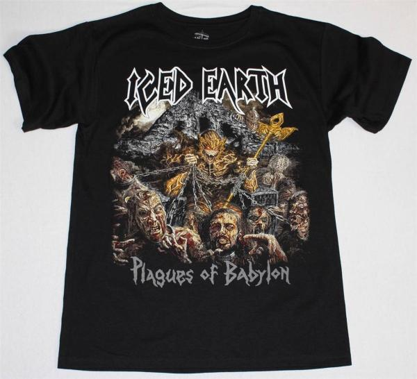 Iced Earth Worldwide Plagues Tour 2014 Heavy Power Metal