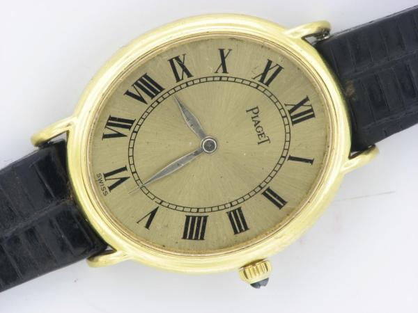 Piaget Gold Ladies Watch Mechanical