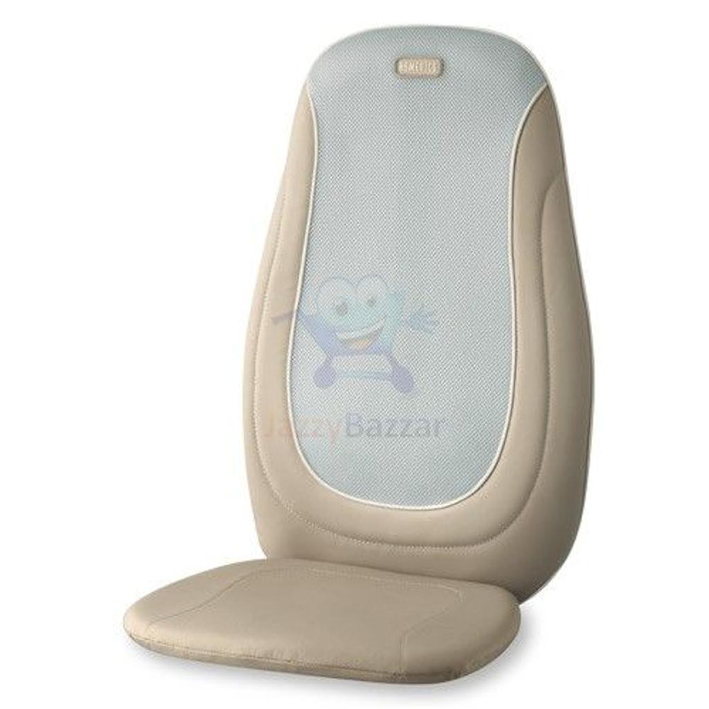 folding chair for massage cushion lucite chairs homedics shiatsu back massager heat