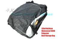 Small 110x90x46 Roof Rack Storage Bag Suit 4x4 4WD Car ...