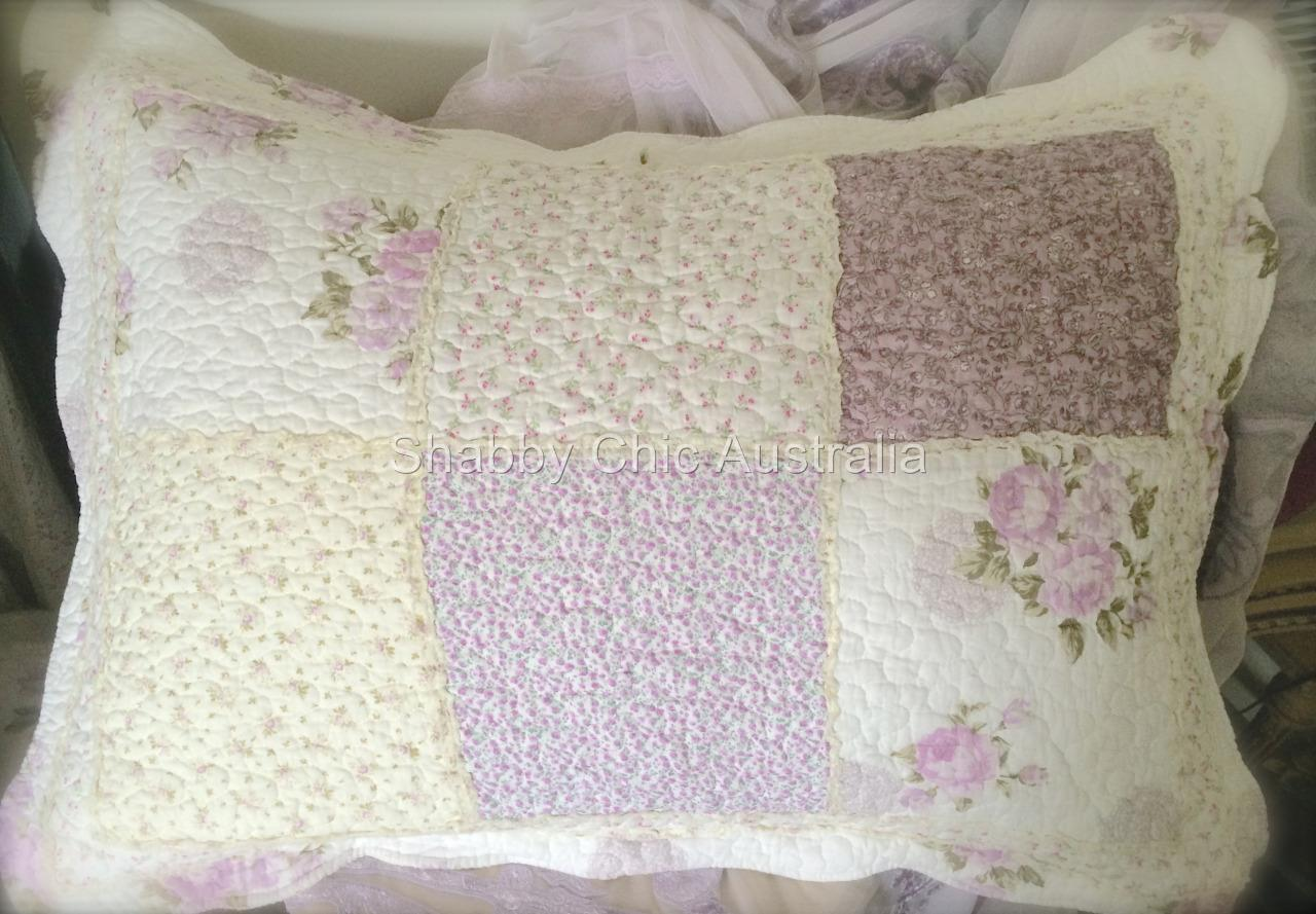 French Quilt Pattern Country Roses