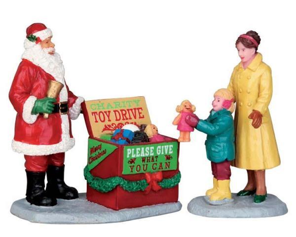Lemax Christmas Village Lemax Christmas Figurines Santa