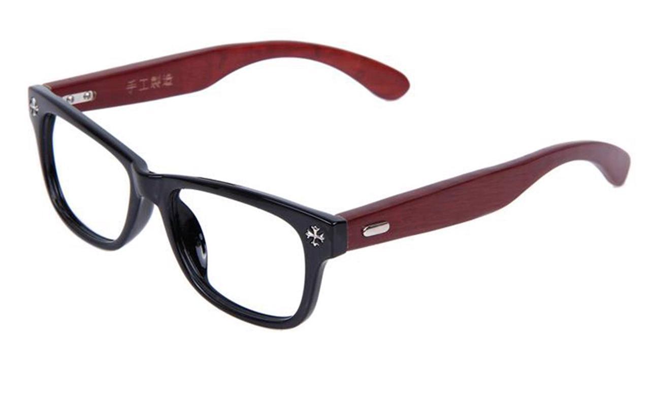 f315fab35dd8 New Designer Wayfare Mens Womens Wooden Eyewear Frame