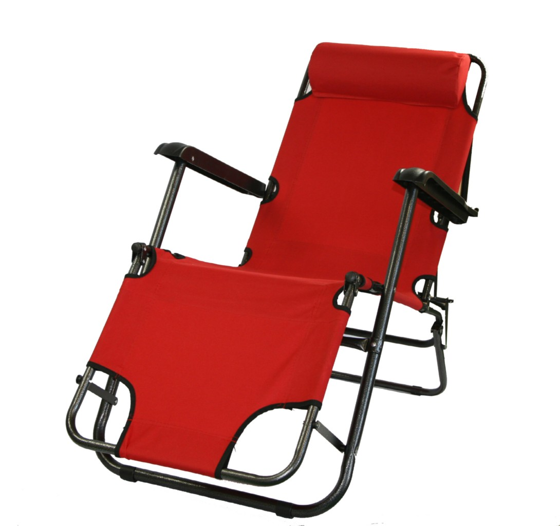 Portable Recliner Chair New Light Portable Folding Recliner Outdoor Lounge Chair
