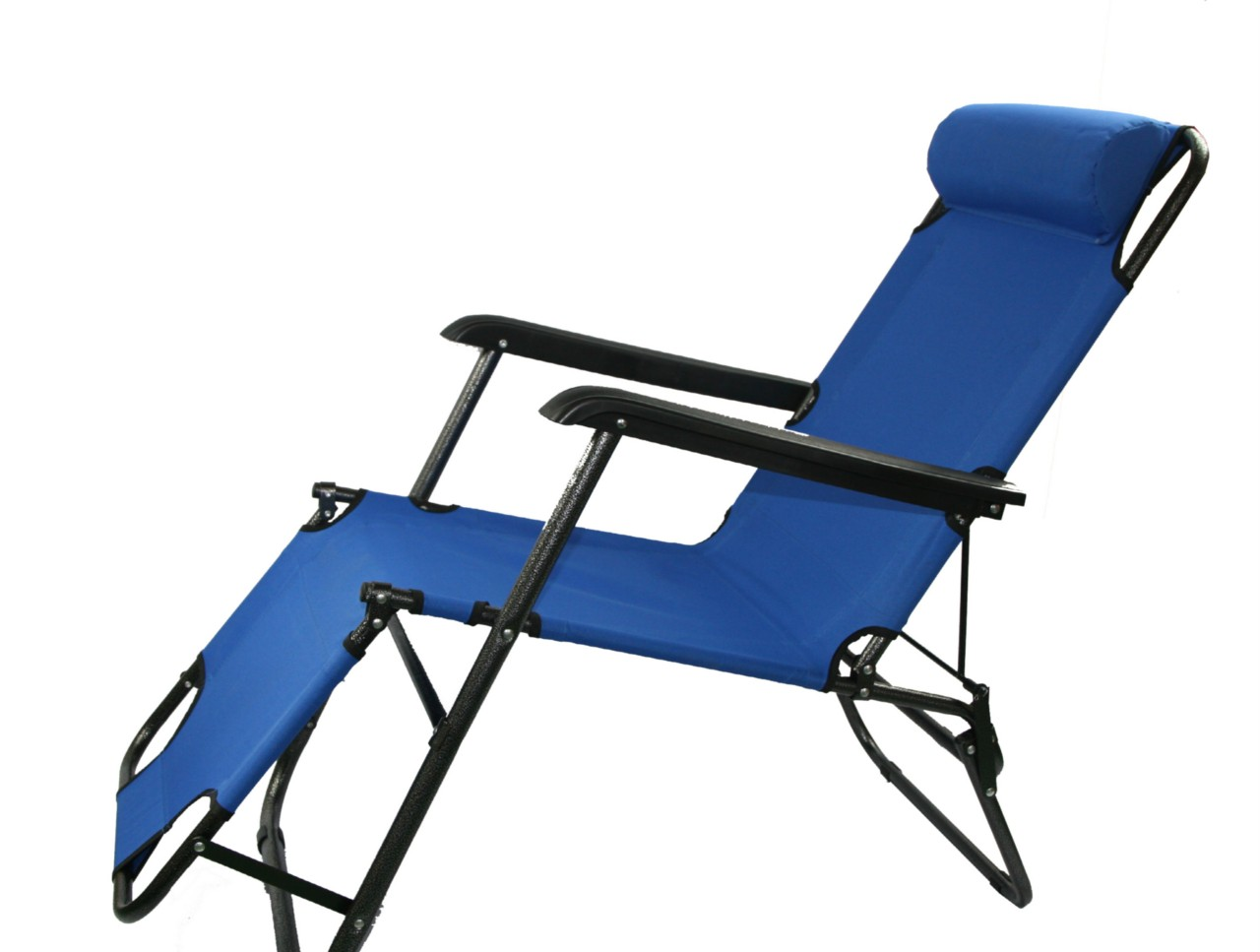 Folding Lounge Beach Chair New Light Portable Folding Recliner Outdoor Lounge Chair