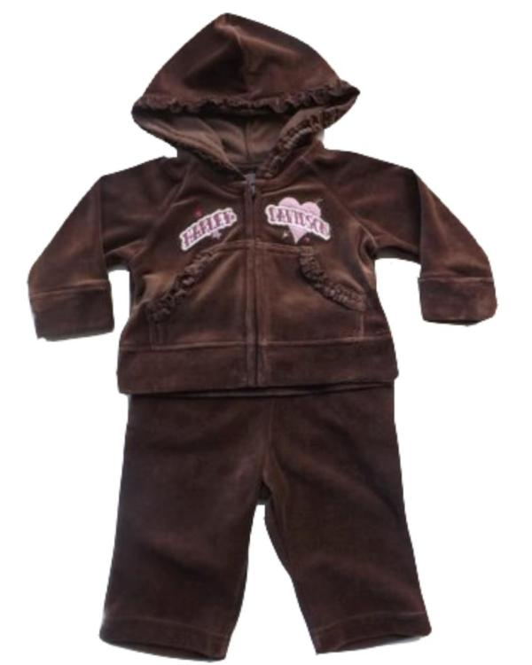 Harley-davidson-infant-baby-girls-2-pc-velour-warm-suit