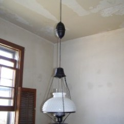 Replace Fluorescent Light Fixture In Kitchen French Country Cabinets Drop Down Lighting Fixtures Home Design Ideas | Kit ...