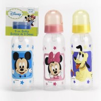 DISNEY MICKEY MOUSE, MINNIE MOUSE, OR PLUTO 9oz BOTTLE
