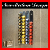 NEW Nespresso Capsules Coffee Pod Holder Wall/Dispenser ...