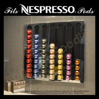 NEW Nespresso Coffee Capsules Pod Wall Holder/Dispenser ...