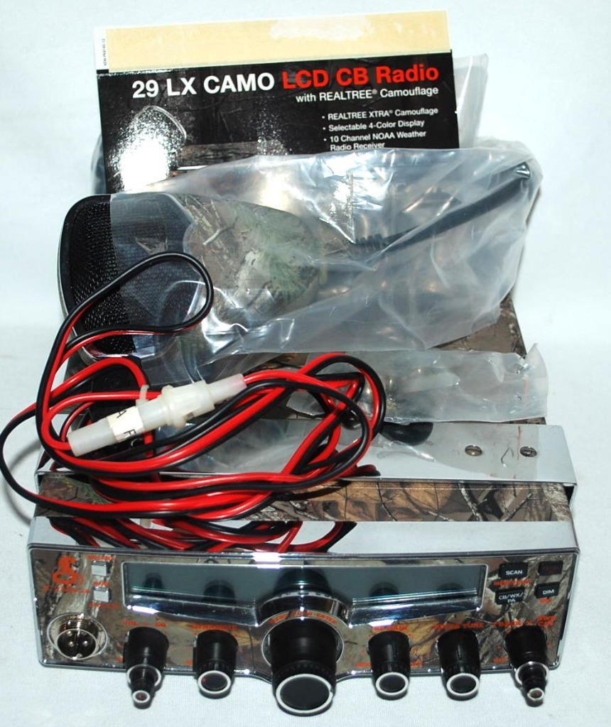 medium resolution of image is loading c29lxcamo cobra 29 lx camo professional cb radio