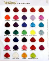 La Riche Directions, Semi-Permanent Hair Colour, Choose ...