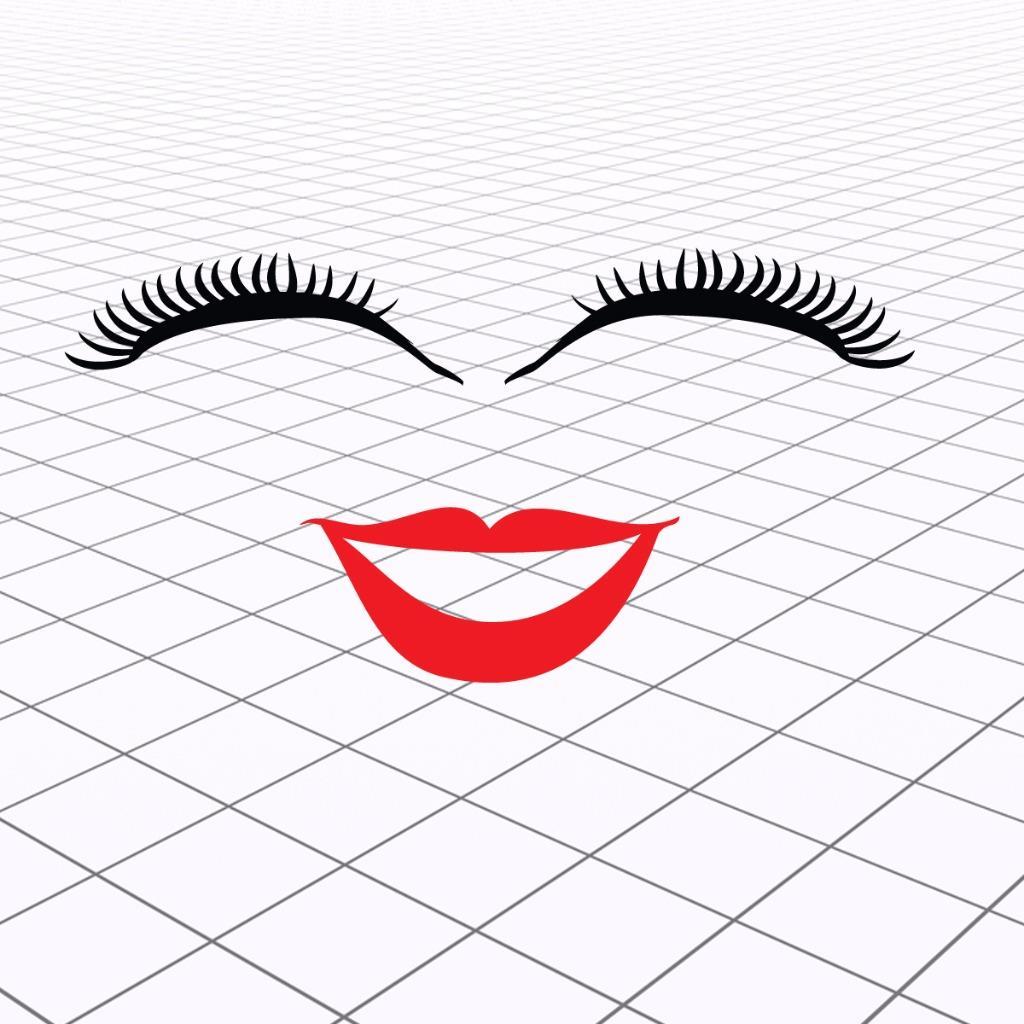 Vw Eyelashes Decal 99 03 Bug Eyelashes Eyelash Decals Vw