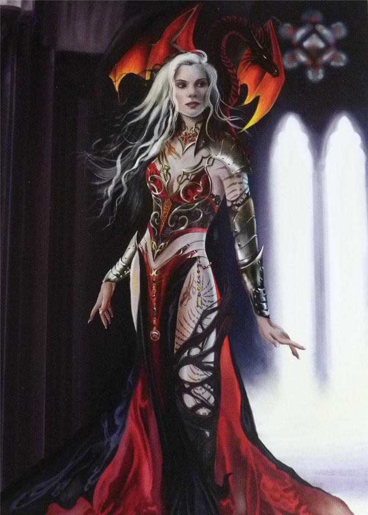 Nene Thomas Tree Free Gothic Fantasy Pagan Occasion