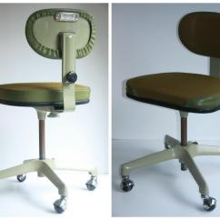 Steel Chair For Office Cool Chairs 60 39s Retro Mid Century Modern Swivel Metal