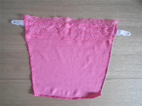 Cami Secret Clip Mock Camisole Modesty Panel Panels 8 Colours Choose