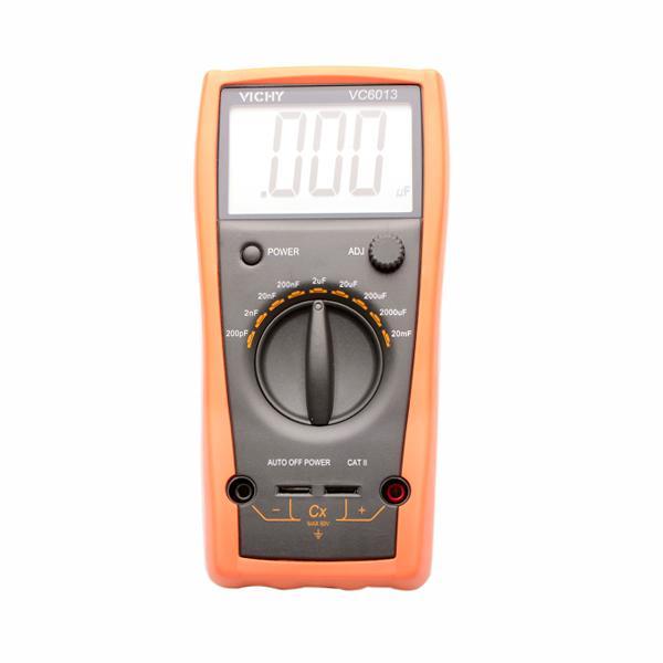 VC6013 3 12 digital capacitance multimeter
