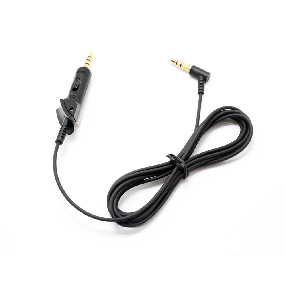 Headphoneque Replacement Cable Cord for BOSE Quiet Comfort