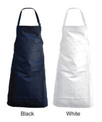 Bib Cooking Aprons / Chef Aprons / Kitchen Aprons With ...