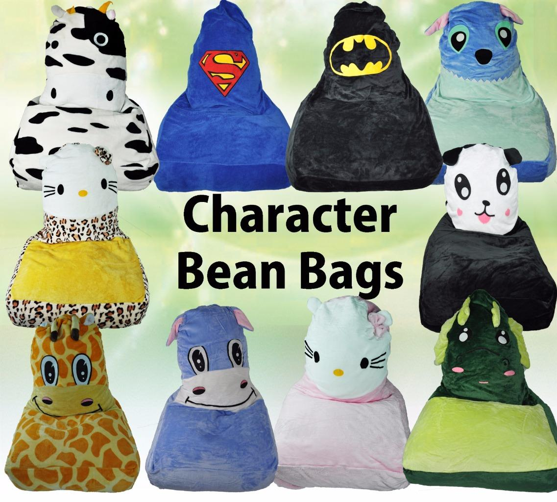 panda bean bag chair old dining room chairs baby infant toddler kids sofa cover